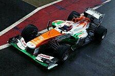 Formel 1 - Andrew Green