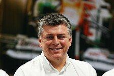Formel 1 - Szafnauer: Regelstabilität vereinfacht Entwicklung