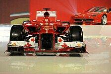 Formel 1 - Video - Die Rote Göttin wird schön gemacht