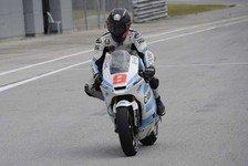 MotoGP - Regen bremst zweiten CRT-Testtag ein