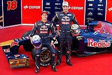 Formel 1 - Bewährungsprobe für Ricciardo und Vergne