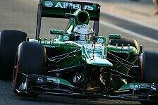 Formel 1 - Abiteboul: Darum hat der CT03 eine Höckernase