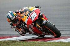 MotoGP - Marquez mit erstem Sturz an Tag drei