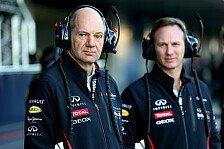 Formel 1 - Horner: Können Saison entspannt angehen