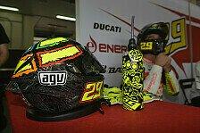 MotoGP - Iannone: Wirbel angeknackst