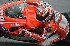 MotoGP - Hayden: Der Abstand ist größer als 2012