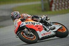MotoGP - Rossi lobt Marquez
