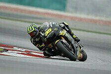 MotoGP - Positive Woche für Tech 3