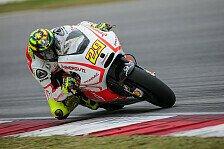 MotoGP - Iannone: Nicht viel Zeit zum Testen