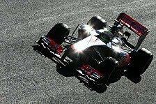 Formel 1 - Perez: Auf dem richtigen Weg