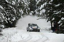 WRC - Ogier wählt 17. Startplatz