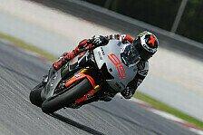 MotoGP - Lorenzo übernimmt die Spitze