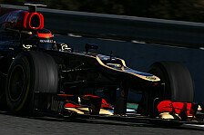 Formel 1 - Jerez Tag 4: Räikkönen mit Bestzeit