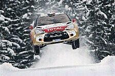 WRC - Leichtes Aufatmen bei Citroen