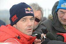WRC - Weitere Rallye-Einsätze für Loeb?
