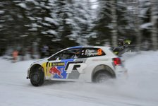WRC - Schweden: Ogier marschiert in Richtung Sieg