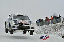 WRC - Ogier: Wartet die Schotter-Rallyes ab