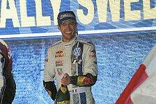 WRC - Ogier: Niemals ein besseres Auto