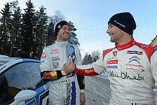 WRC - Ogier: Loeb muss man sehr ernst nehmen