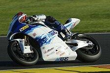 Moto2 - Nakagami hält die Spitze im 3. Training
