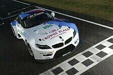 USCC - Premiere für den BMW Z4 GTE