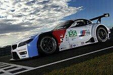 USCC - Video - Der neue BMW Z4 GTE