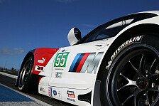 USCC - Bilder: Präsentation des BMW Z4 GTE