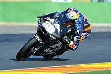 Moto3 - Salom fährt schnellste Runde im 3. Training