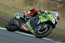 Superbike - Sykes schnappt sich die Pole in Aragon