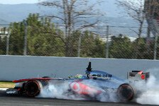 Formel 1 - Pérez: Setup-Probleme völlig normal