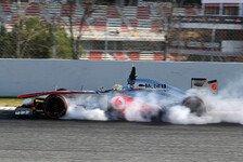 Formel 1 - Perez: Punkte statt Pannen