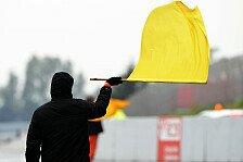 DTM - Gelbe Flaggen: Piloten über Regelung verärgert