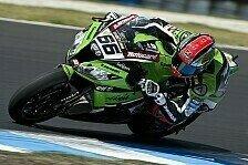 Superbike - Sykes geht als Schnellster in die Superpole
