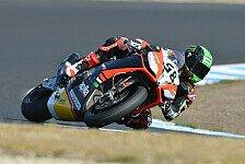 Superbike - Laverty erobert den Sieg im zweiten Lauf