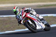 Superbike - Giugliano kommt mit Vertrauen nach Aragon