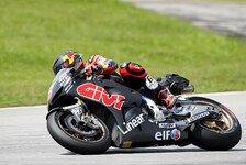 MotoGP - Bradl arbeitet am Renntempo