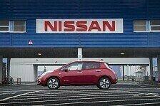 Auto - Nissan Leaf: Produktionsstart in Europa