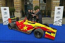 Formel E - China Racing als zweites Team vorgestellt