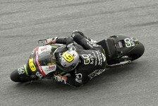 MotoGP - Honda mit Production-Bike-Performance zufrieden