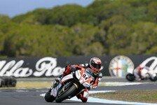 Superbike - Fabrizio will Auftaktleistung bestätigen