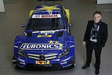DTM - Mercedes-Urgestein Schattling geht in Ruhestand