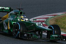 Formel 1 - Caterham Vorschau: Australien GP