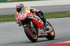 MotoGP - Marquez und Pedrosa stellen sich auf Austin ein