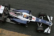 Formel 1 - Williams: Frohen Mutes in Richtung Spitze