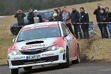 DRM - ADAC Pfalz-Westrich-Rallye mit 61 Teilnehmern