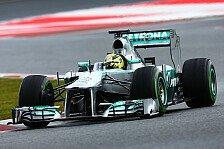 Formel 1 - Barcelona-Tests II: Die Tops & Flops