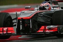 Formel 1 - McLaren Vorschau: Spanien GP