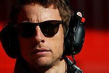 Formel 1 - Watson: Button muss auf Perez aufpassen