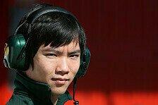 WTCC - Ma Qing Hua vierter Fahrer bei Citroen