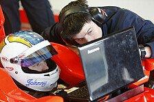 GP2 - Cecotto & Evans lassen Arden strahlen